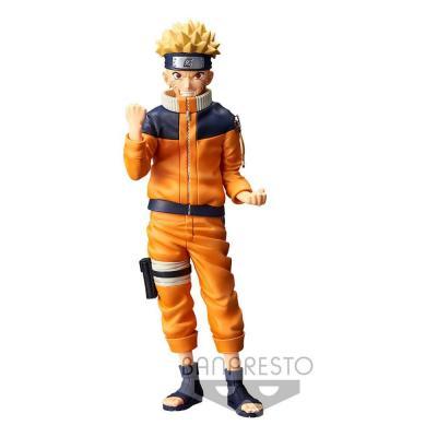 Naruto Shippuden figurine Grandista nero Uzumaki Naruto #2 23 cm