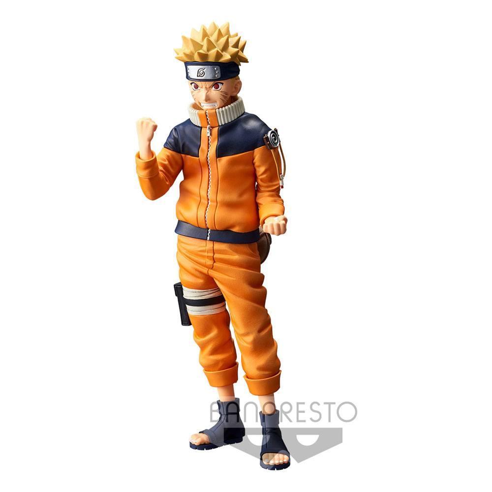 Grandista nero naruto uzumaki statuette suukoo toys collection 2
