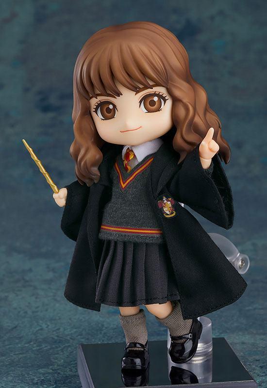 Harry potter figurine nendoroid doll hermione granger 14 cm 2