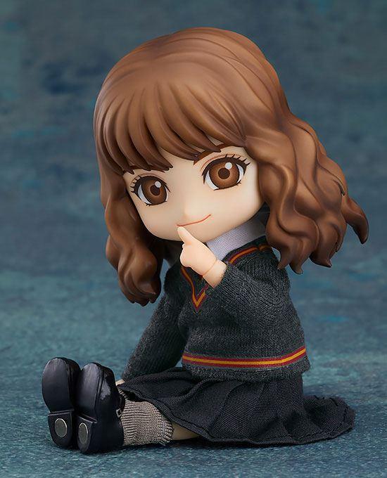 Harry potter figurine nendoroid doll hermione granger 14 cm 5