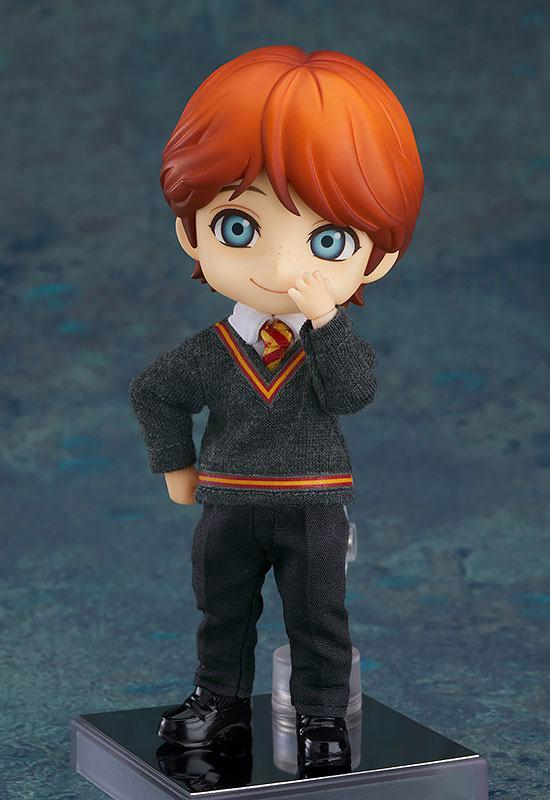 Harry potter figurine nendoroid doll ron weasley 14 cm 4