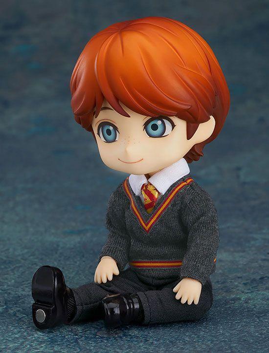 Harry potter figurine nendoroid doll ron weasley 14 cm 5