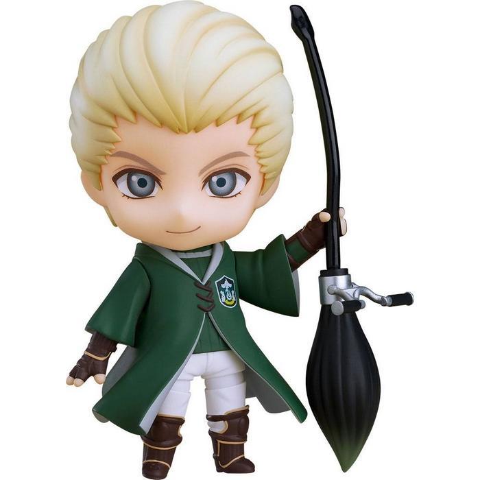 Harry potter figurine nendoroid draco malfoy quidditch ver 10 cm