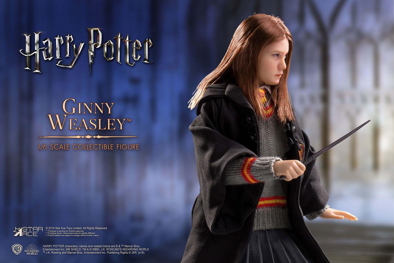 Harry potter my favourite movie figurine 16 ginny weasley 26 cm 2