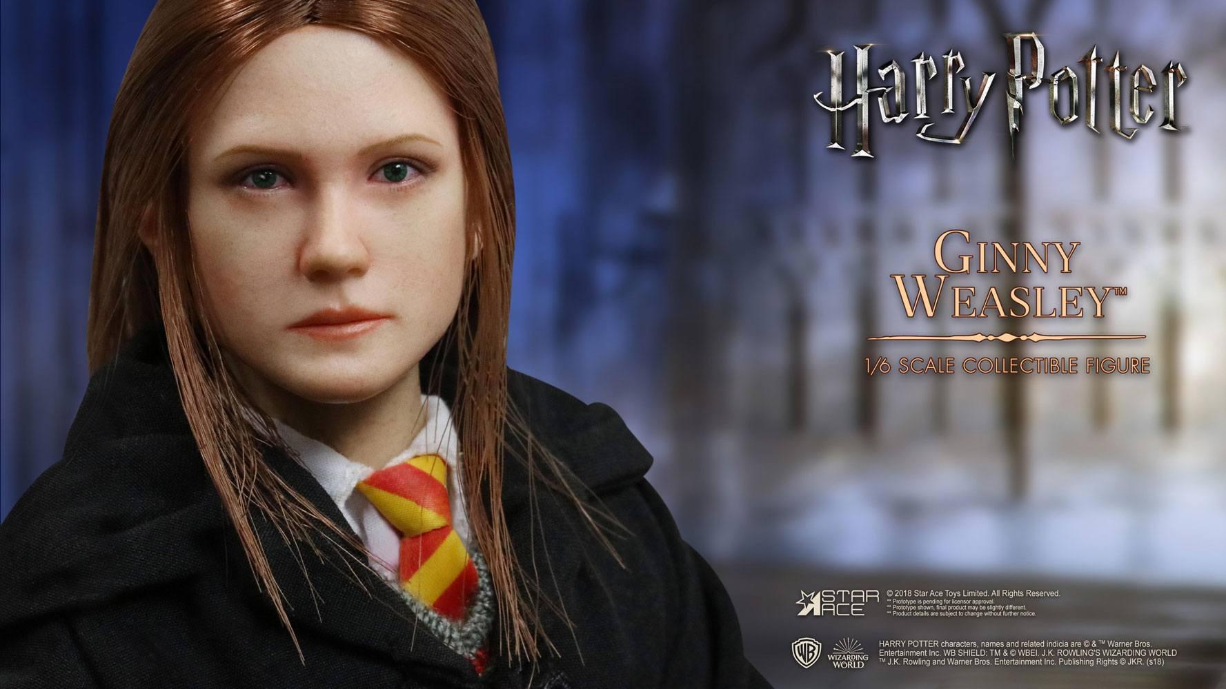 Harry potter my favourite movie figurine 16 ginny weasley 26 cm 3