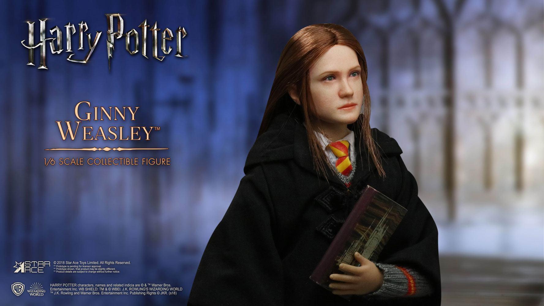 Harry potter my favourite movie figurine 16 ginny weasley 26 cm 4