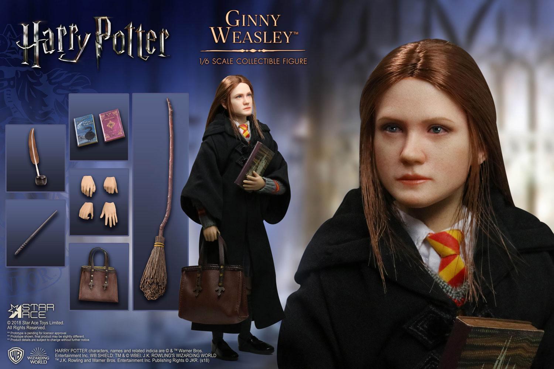 Harry potter my favourite movie figurine 16 ginny weasley 26 cm 5