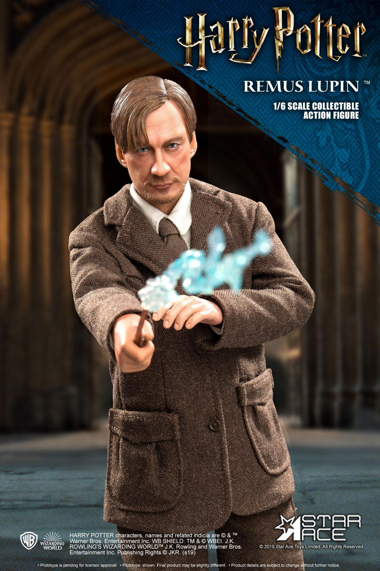 Harry potter my favourite movie figurine 16 remus lupin deluxe ver 30 cm02 5