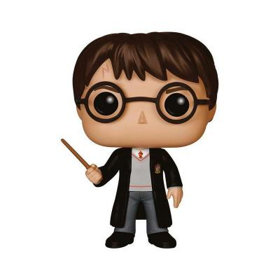 Harry potter pop movies vinyl figurine harry potter 10 cm