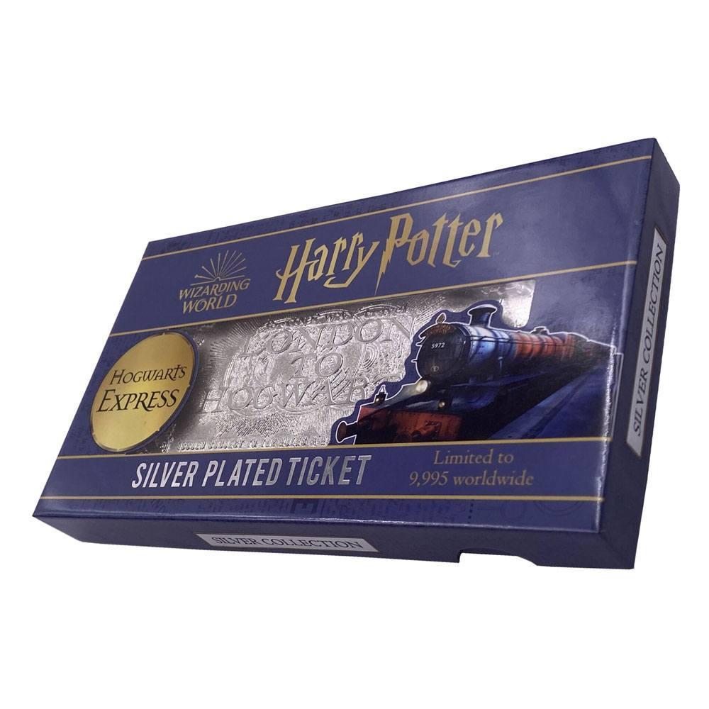 Harry potter replique hogwarts train ticket 01 2