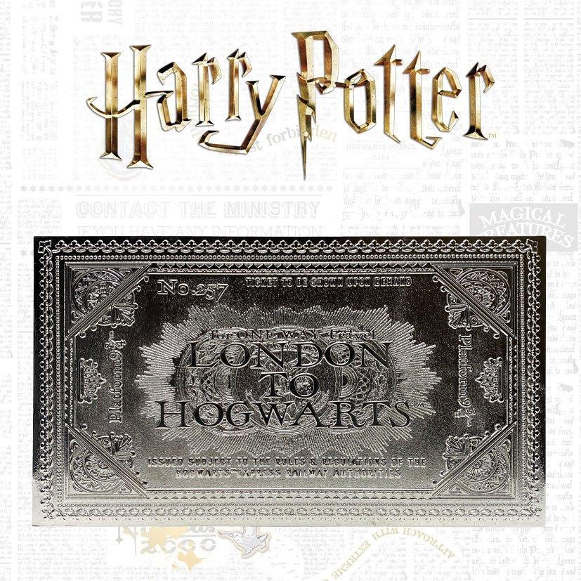 Harry potter replique hogwarts train ticket 01 3