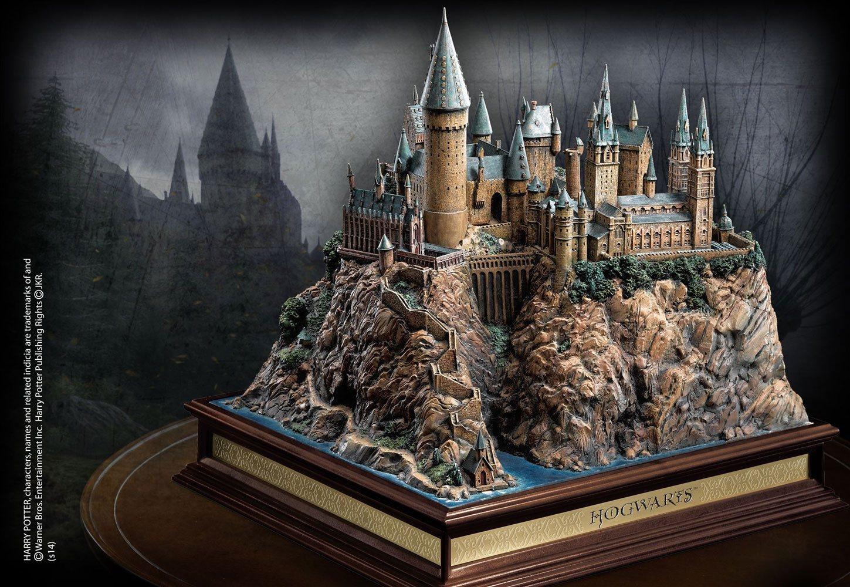 Harry potter sculpture decor poudlard