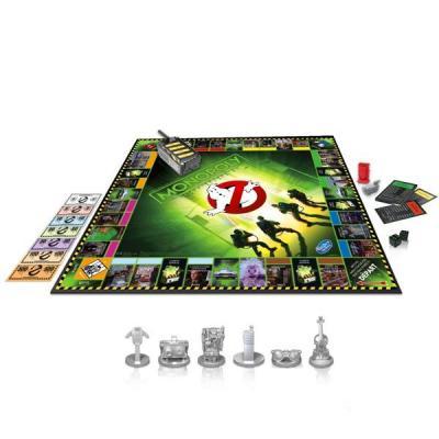 Monopoly Ghostbusters SOS Fantômes Français SONORE