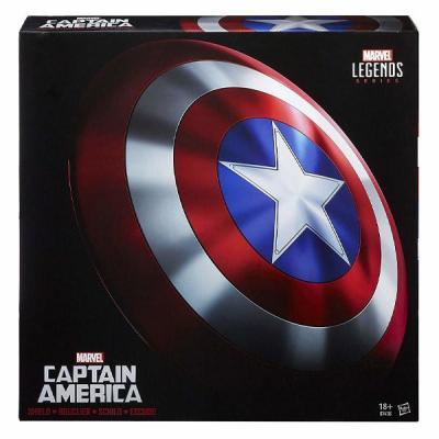 Marvel Replique Captain America Bouclier 60cm Hasbro