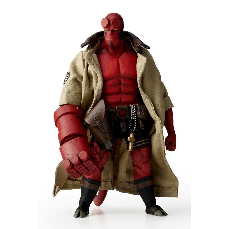 Hellboy 19cm figure action articulee