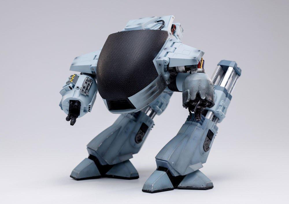 Hiya robocp ed 209 15cm suukoo toys action figurine 1