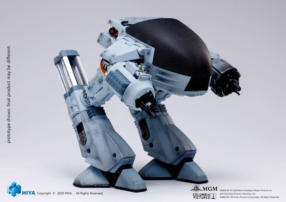 Hiya robocp ed 209 15cm suukoo toys action figurine 11