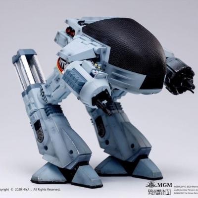 Robocop figurine sonore Exquisite Mini 1/18 Battle Damaged ED209 15 cm