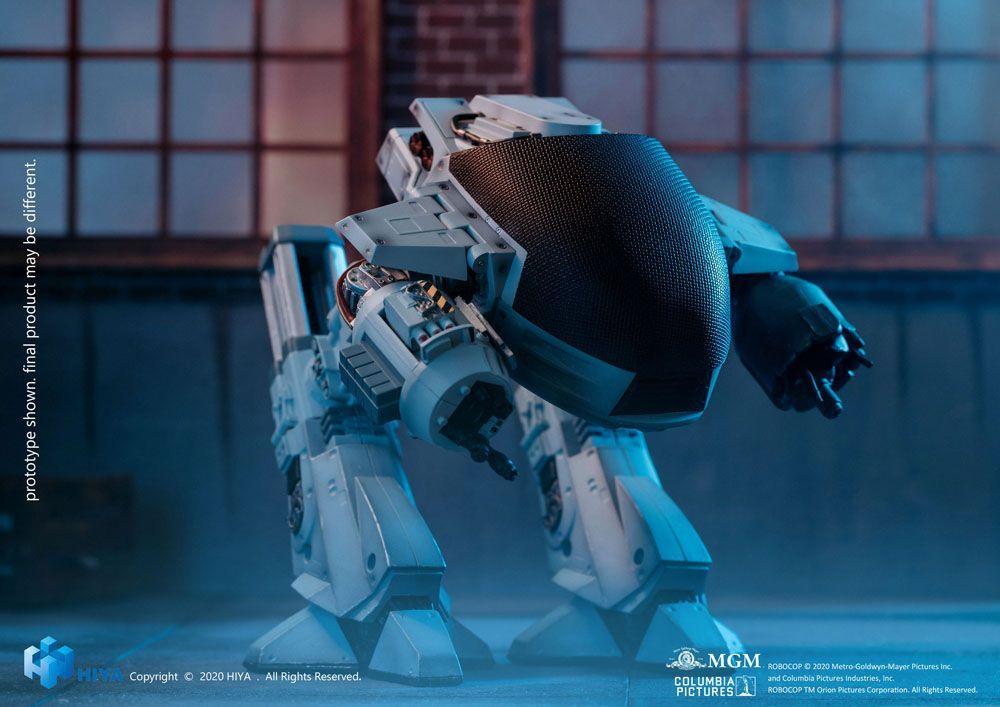 Hiya robocp ed 209 15cm suukoo toys action figurine 2