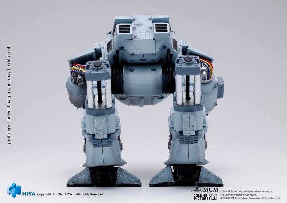 Hiya robocp ed 209 15cm suukoo toys action figurine 4