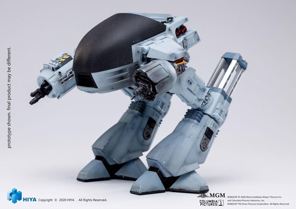 Hiya robocp ed 209 15cm suukoo toys action figurine 6