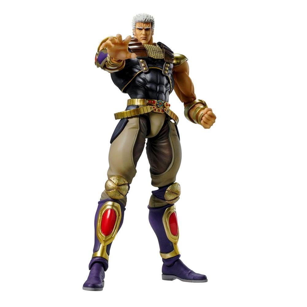 Hokuto no ken fist of the north star figurine raoh 10