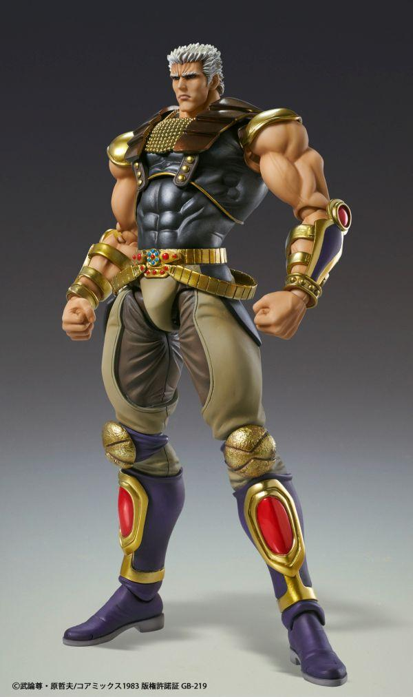 Hokuto no ken fist of the north star figurine raoh 2