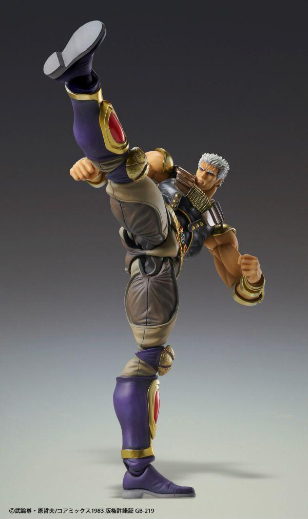 Hokuto no ken fist of the north star figurine raoh 6