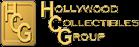 Hollywood collectibles logo