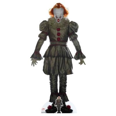 Il est revenu Pennywise clown