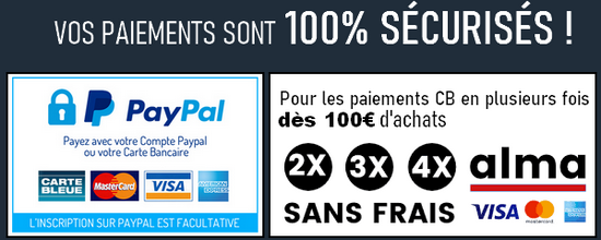Information paiement