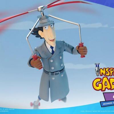 Inspecteur gadget figurine 112 mega hero inspector gadget 17 cm 2