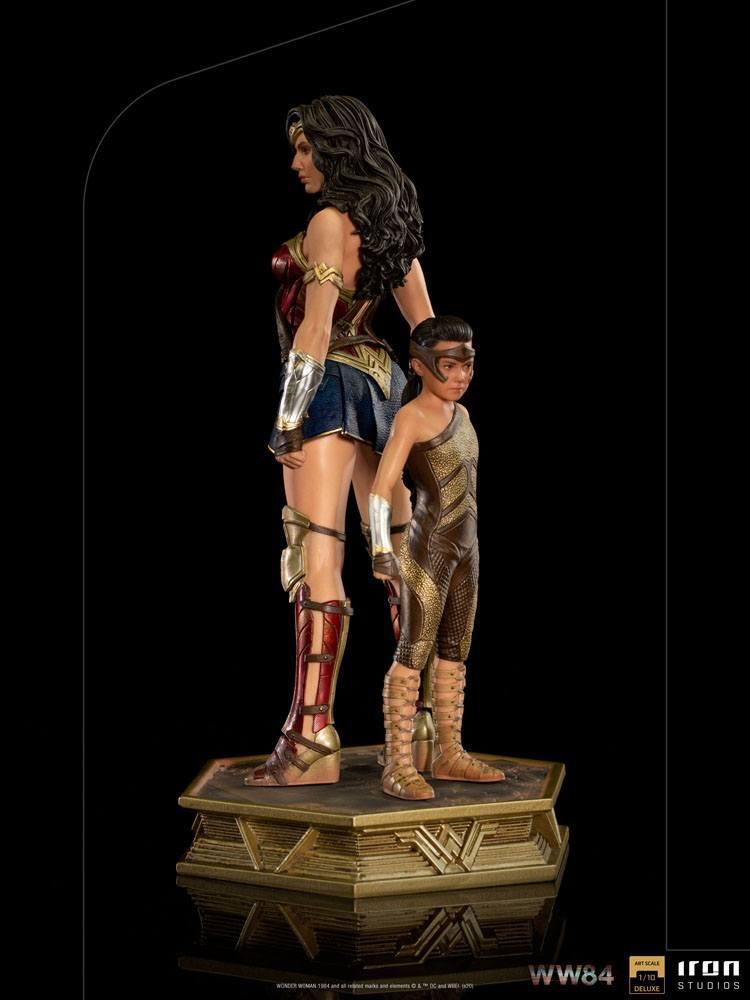 Iron studio wonder woman deluxe scale 1 statuette 3