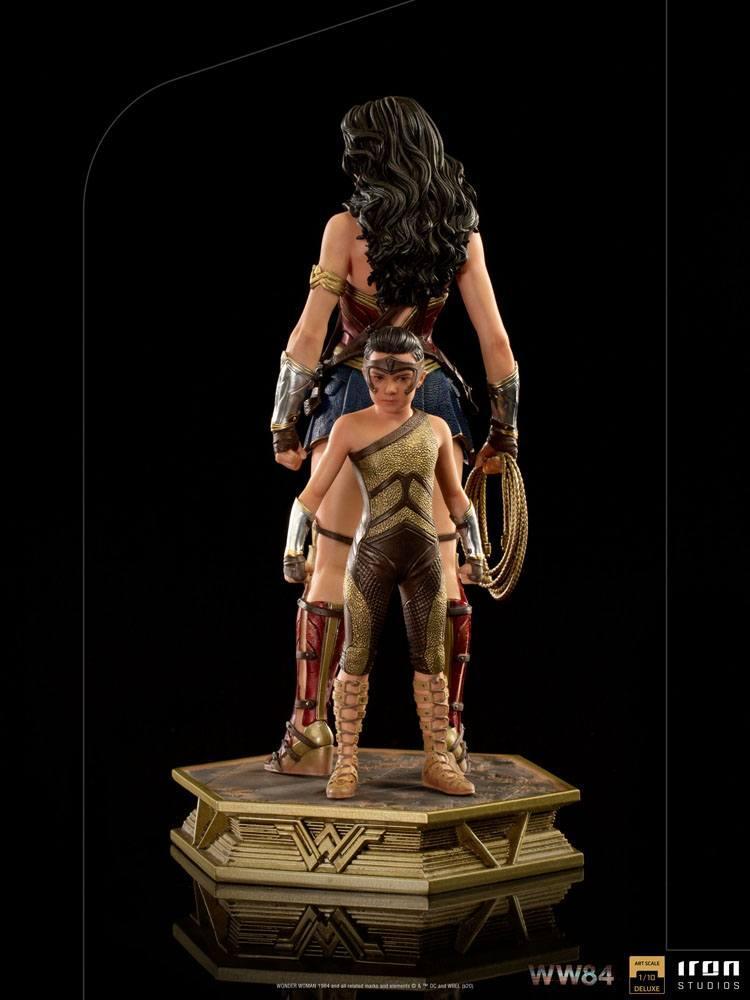 Iron studio wonder woman deluxe scale 1 statuette 4