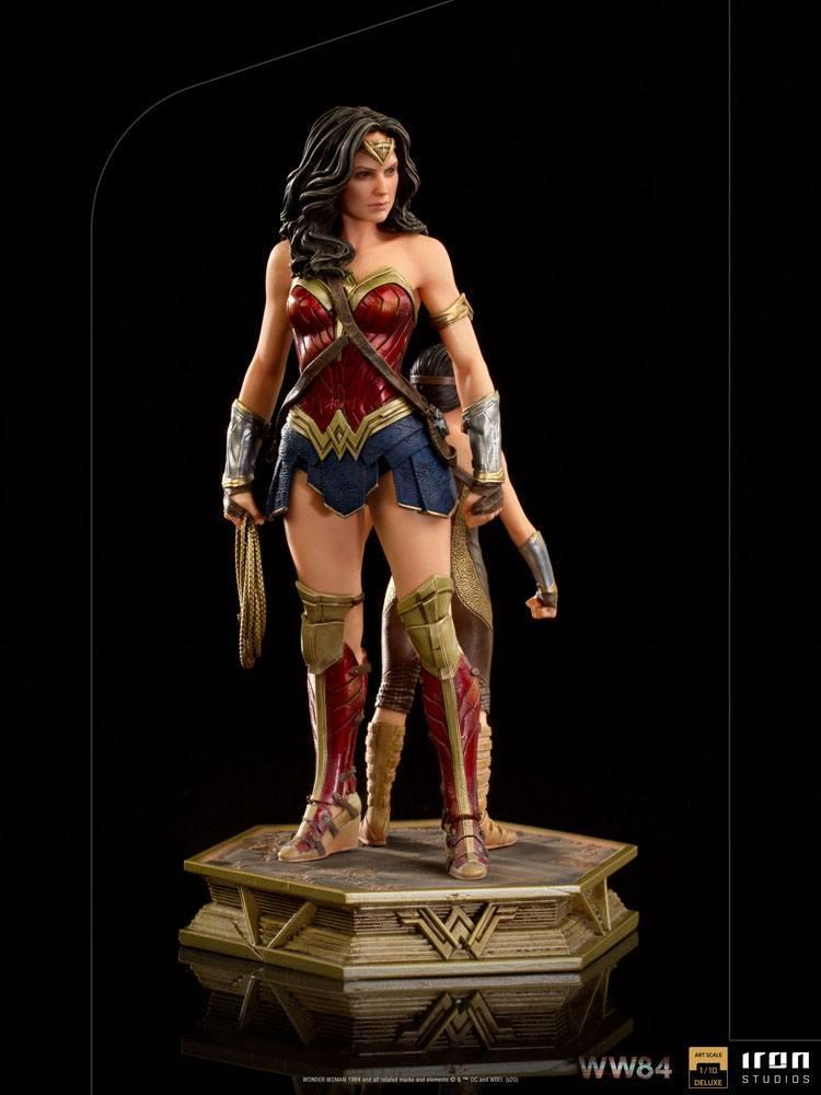 Iron studio wonder woman deluxe scale 1 statuette 5