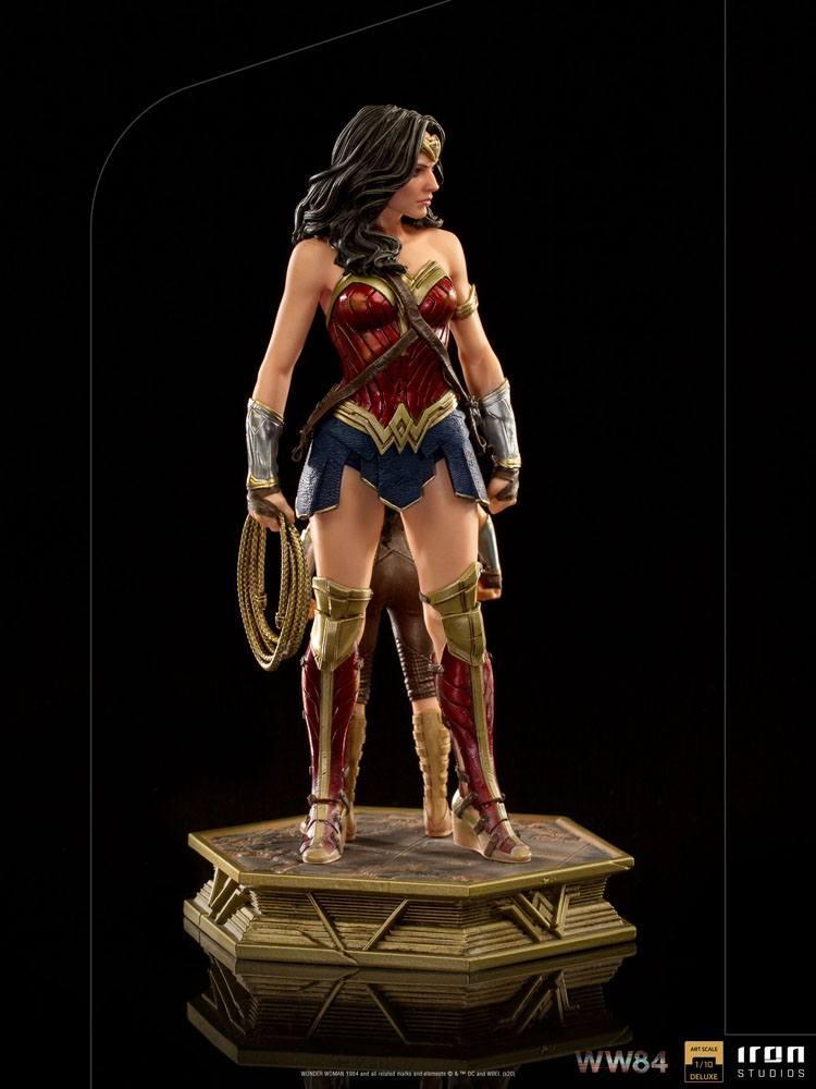 Iron studio wonder woman deluxe scale 1 statuette 7