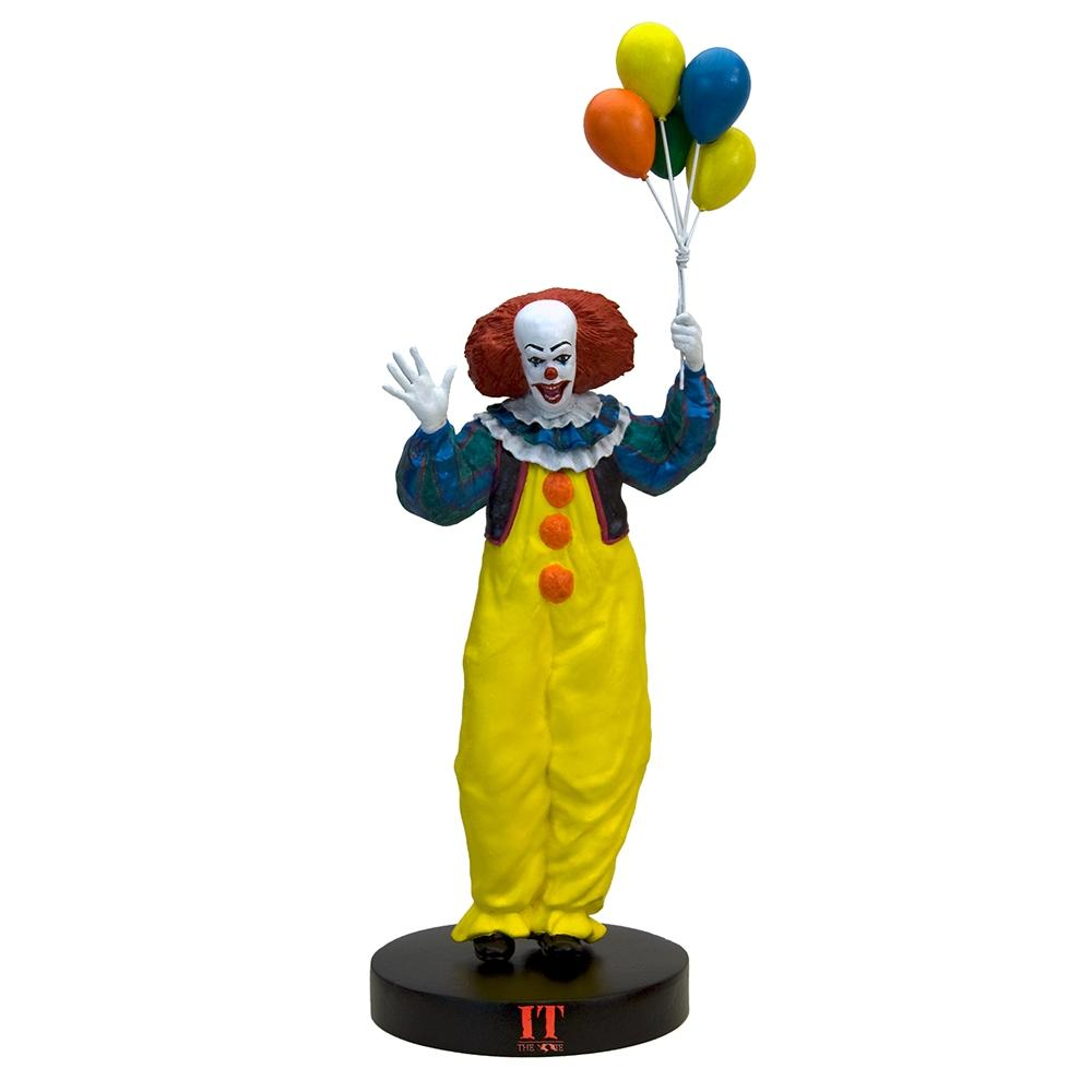 It pennywise premium motion statue resine 35cm factory entertainment