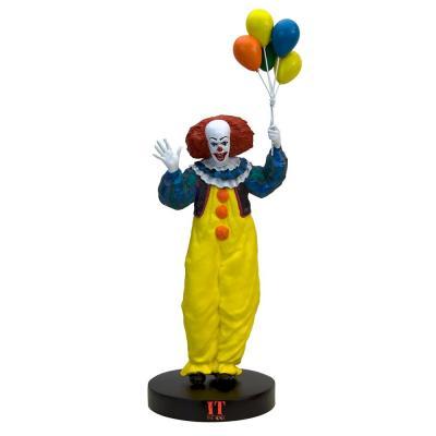 IT Pennywise Premium Motion Statue résine 35cm - Factory Entertainment