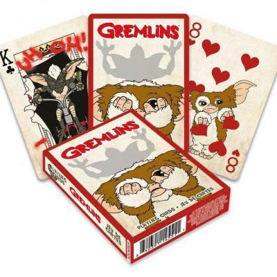 Gremlins jeu de cartes à jouer Cartoon