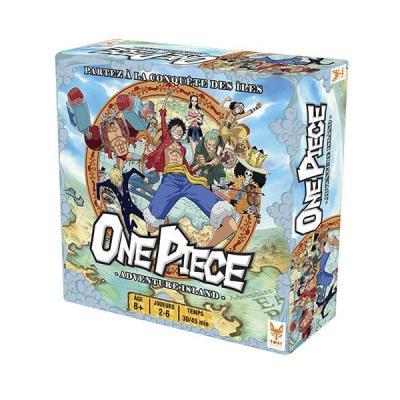 One Piece Jeu De Socété Adventure Island Topi Games