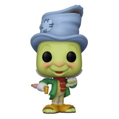 Pinocchio 80th Anniversary POP! Disney Vinyl Figurine Street Jiminy 9 cm