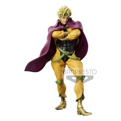 Jojo s bizarre adventure statuette pvc grandista dio 27 cm 2