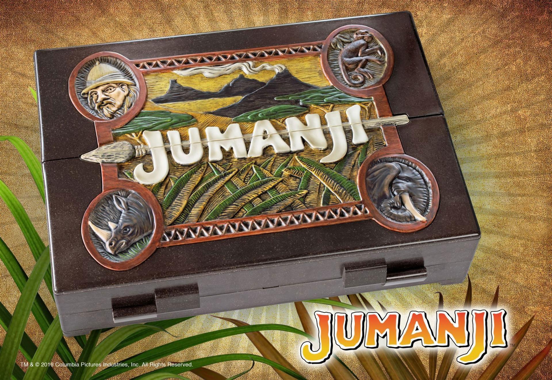 Jumanji replique jeu 3