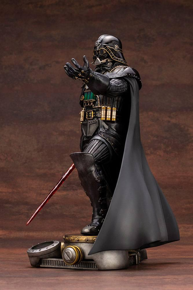 Kotobukiya statuette artfx darth vader industrial empire suukoo toys 11