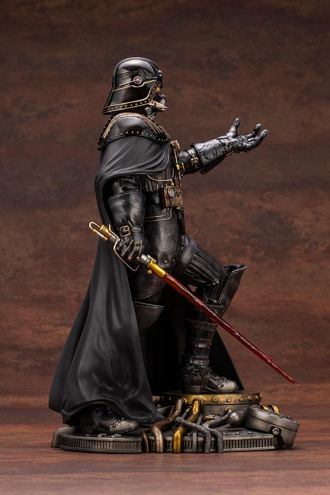 Kotobukiya statuette artfx darth vader industrial empire suukoo toys 6