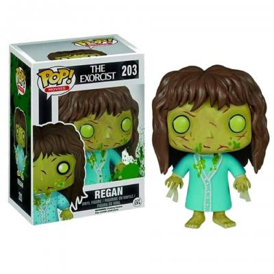 L exorciste figurine pop movies vinyl regan 9 cm