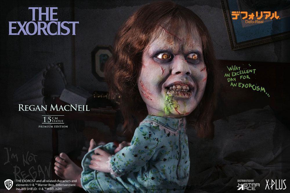 L exorciste statuette defo real series regan macneil 15 cm 10