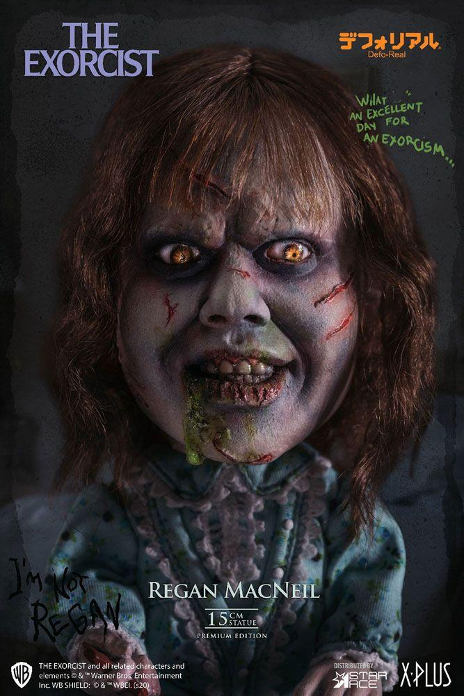 L exorciste statuette defo real series regan macneil 15 cm 3