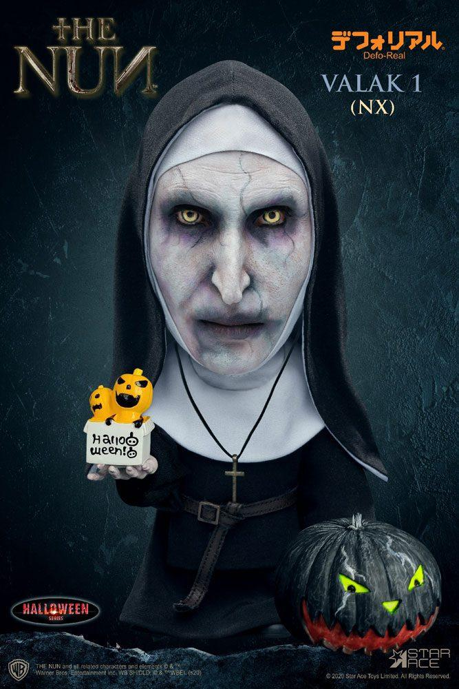 La nonne figurine defo real series valak halloween version 15 cm 1
