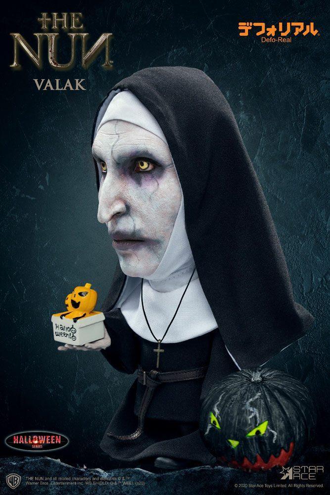 La nonne figurine defo real series valak halloween version 15 cm 3